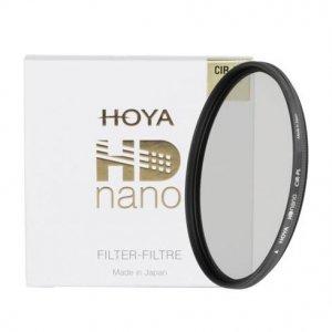 Hoya 62mm CIR-PL HD Nano