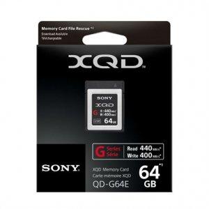 Sony XQD 64GB XQD High Speed R440 W400
