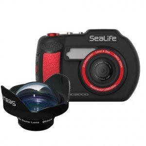 Sealife DC2000 Camera Kit + Dome Lens