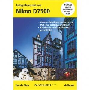 Boek Fotograferen met de Nikon D7500