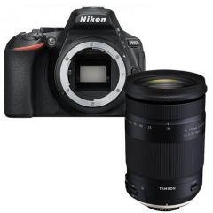 NIKON D5600 + TAMRON 18-400MM DI II VC HLD