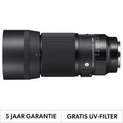 SIGMA 105MM F/2.8 DG DN MACRO ART | SONY FE-MOUNT 50,- euro kassakorting
