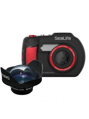 Sealife DC2000 Camera Kit + Dome Lens