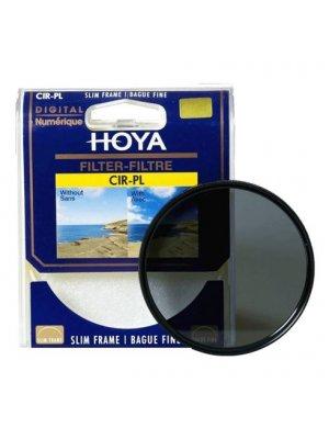 Hoya 49 mm Polarisatie Circulair Slim filter