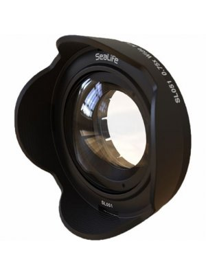 Sealife SL051 0,75x Wide Angle Conversion Lens ( 52mm threathed Incl SL977 Adapter