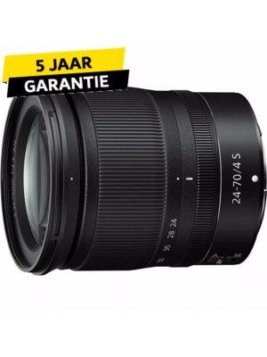 Nikon Z 24-70mm f/4.0 S