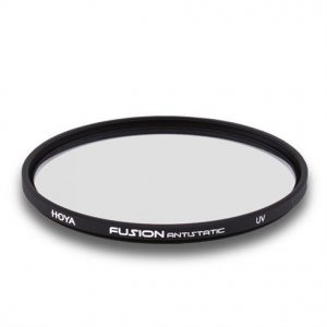 Hoya Fusion 62mm Antistatic Professional Protector Filter