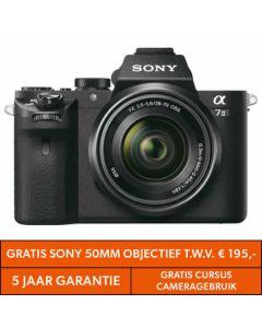 Sony A7 mark II + SEL 28-70mm OSS (ILCE7M2KB.CEC)