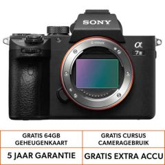 Sony A7 mark III body  (ILCE7M3B.CEC)