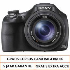 Sony Cybershot DSC-HX400V zwart